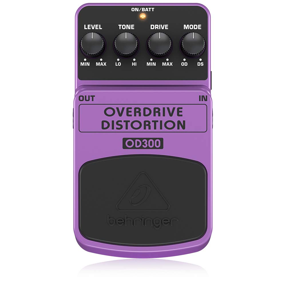 best distortion effect guitar pedal in India